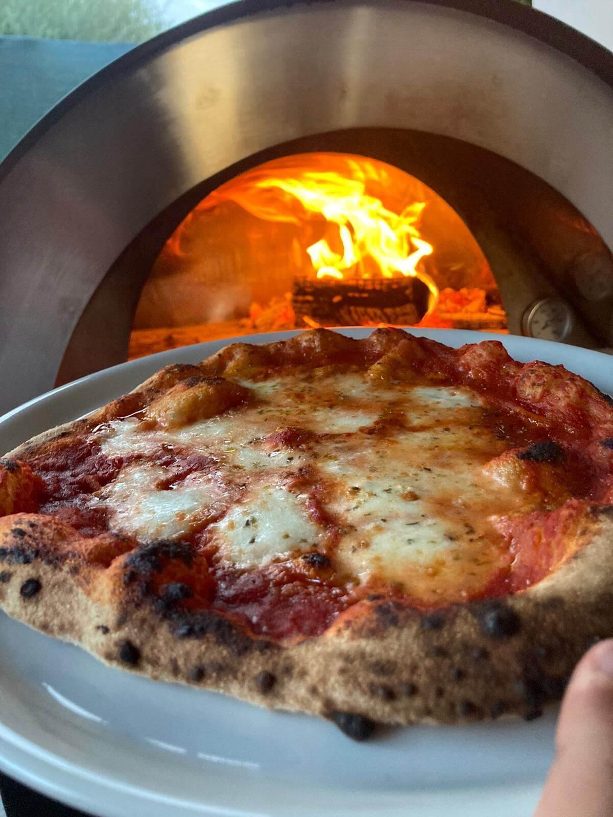 pizza nel forno alfonso 4 pizze alfonso forni