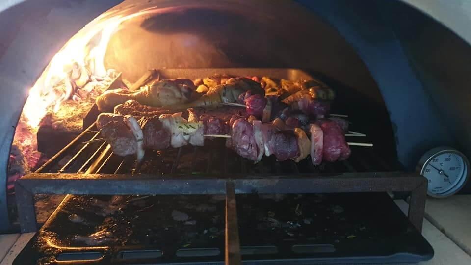 carne arrosto nel forno Alfonso 4 pizze